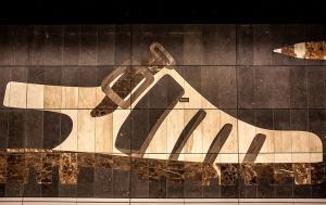 Métro Amsterdam - Sandale