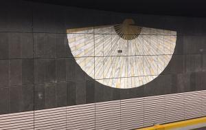 Métro Amsterdam - Eventail